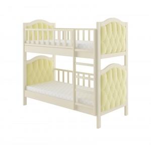 Кровать двухярусная деревянная Тоскана  90х200 Artwood