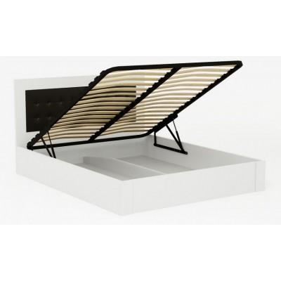 Кровать деревянная 160х200 Бильбао  ArtWood с подьемным механизмом