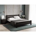 Кровать деревянная Малага 1.6 ArtWood (Венге)