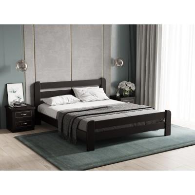 Кровать деревянная Малага 1.4 ArtWood (Венге)