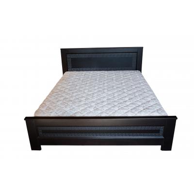 Кровать деревянная Мадрид №1 ArtWood 180х200 (Венге)