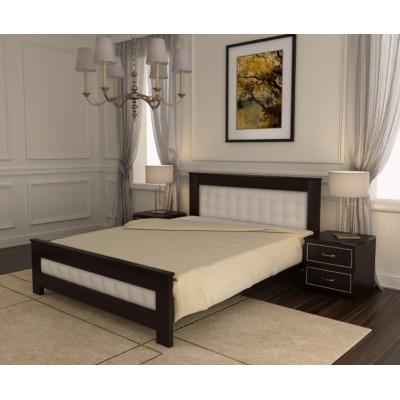 Кровать деревянная Валенсия 180х200  ArtWood (Венге)